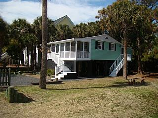 Exterior - Coast Awhile - Folly Beach - rentals