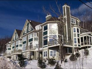 Lovely Views of Mont Tremblant & Village - Spacious Layout and Tasteful Decor (6023) - Quebec vacation rentals