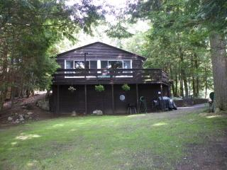 Adirondacks 3 bdrm lakefront camp with sand beach - Inlet vacation rentals