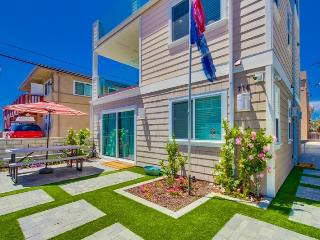 716 Deal Ct - South Mission Beach 3BR Home - San Diego vacation rentals