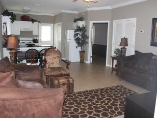 RATES DROPPED !!! GREAT LOCATION  FISHING ON PROPERTY - Orange Beach vacation rentals