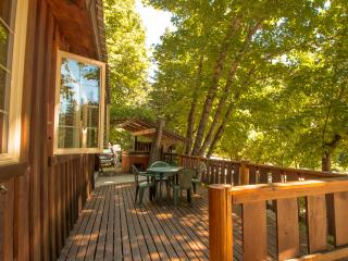 Der Tree Haus, charming bungalow with hot tub - Leavenworth vacation rentals