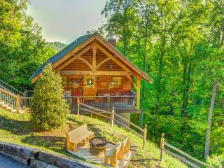 Open Aug 6-9, $99/nt! Private, King Bd & Mtn views - Wears Valley vacation rentals