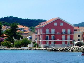 2 Bedroom Beach front apartment Mocira, sleeps 5 - Poljana vacation rentals