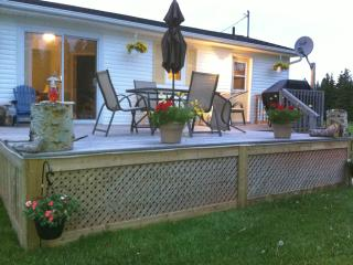 Greenwich Moonlight Bay **** Great waterview/beach - Saint Peter's Bay vacation rentals
