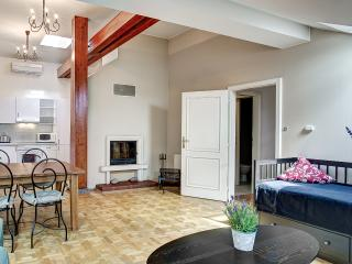Royal Mansion - Exclusive 2BR Attic with Fireplace - Prague vacation rentals