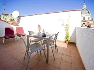 Superb terrace Madrid Historic Area Latina 1 Apart - World vacation rentals