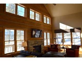 Rendezvous Hillside Cabin: Stunning three-bedroom retreat with endless mountain views. - Image 1 - Fraser - rentals