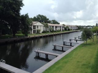 De Luxe 3 Bed Town House with private dock - Tarpon Springs vacation rentals