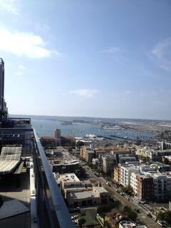 View - 22nd Floor/Corner Unit - San Diego - rentals