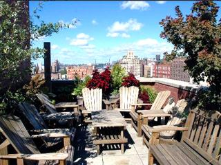 ~Large Studio~Best Chelsea Location~Roof deck~Laundry~Elevator~ - Kansas vacation rentals