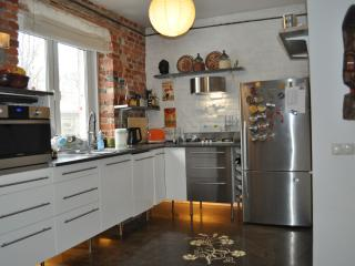 Nowa Huta unique apartment- feel different history - Krakow vacation rentals
