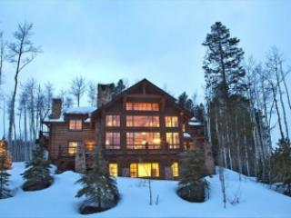 At the top of the mountain, directly on the slopes - Magnificent Home, Top of the Mountain - Beaver Creek - rentals
