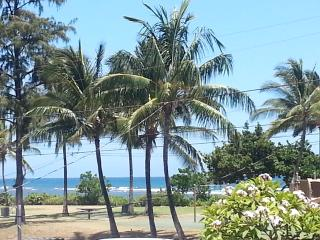 Beautiful Ocean Front House - Waialua vacation rentals