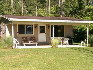 Lakeside Cottage with Private dock on 2.5 acres - Allegan vacation rentals