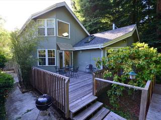 Hilltop House of Arcata - Large & Open 2 story, 2 bedroom home sleeps 7! - Trinidad vacation rentals