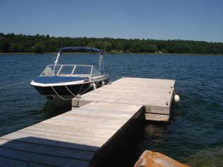 Private island cottage for rent 1000 islands - The Great Waterway vacation rentals