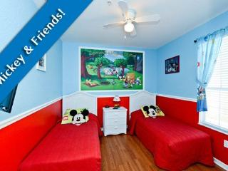 Mickey Mouse`s Pad - 3rd Floor Bldg 6, Elegant 3 Bed Windsor Hills Condo - Disney vacation rentals