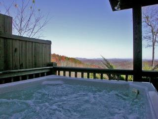 At Heaven`s gate - 10 Minutes from Blue Ridge - North Georgia Mountains vacation rentals