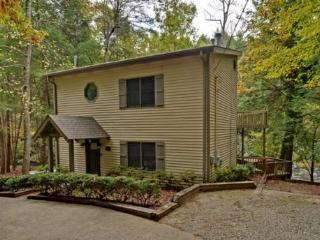 River Bend Cottage - Fightingtown Creek - McCayesville - McCaysville vacation rentals