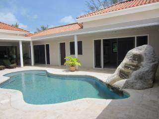 North Finger Beach House - Jolly Harbour, Antigua - Beachfront, Pool - Antigua and Barbuda vacation rentals