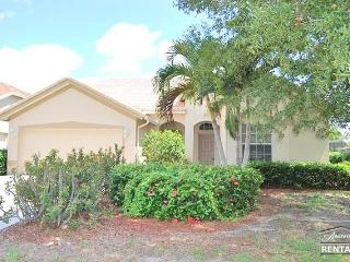 Beautifully decorated lakefront pool home just 10 minutes from beach - Naples vacation rentals