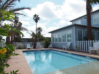 10 bedrooms, private pool, steps to the beach and sleeps 26! - Port Aransas vacation rentals