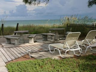 Private Beach Cottage directly located on Indian Rocks Beach, Fl - Indian Rocks Beach vacation rentals