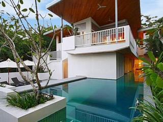 Unique Design 5 Bedroom Pool Villa for Rent in Phuket - kam04 - Kata vacation rentals