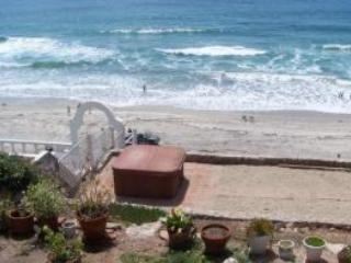 Lovely Ocean Front Rustic Home in Rosarito - Rosarito Beach vacation rentals