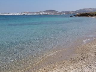 Villa Katikia-Beachfront Property-Seaview-Naoussa - Paros vacation rentals