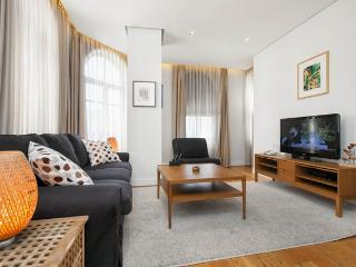 2BR★2BA★90M2★ELEVATOR★CLEANING★RECEPTION★GALATA! - Istanbul vacation rentals