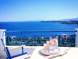 Luxury Athens villa,  swimming pool, by the sea - Marathon vacation rentals