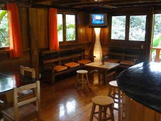 Luxury wooden house in the paradise on a riverside - Mindo vacation rentals