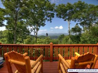 Valle Crucis Overlook - Blue Ridge Mountains vacation rentals