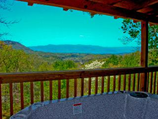 Kloud-View Kabin - Bryson City, NC - Bryson City vacation rentals