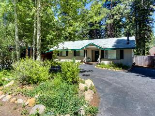 Delightful West Shore Cabin - Tahoe City vacation rentals