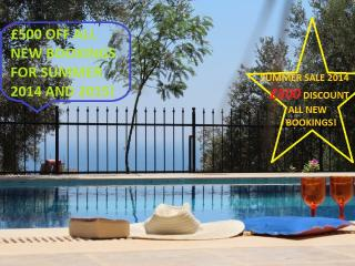 Luxury Sea View Villa - Blue Olive  ~ KALKAN - Antalya vacation rentals
