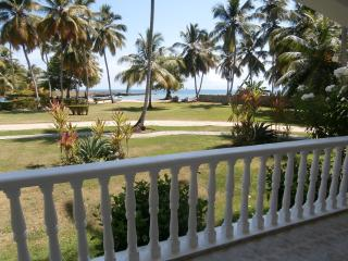 Right. At. The. Beach. 2 Br. Sleeps 6. Pool. A/c. - Las Galeras vacation rentals