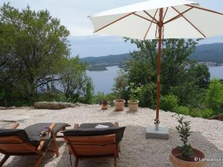 Unique 500 Year Croatian Mill with Korcula seaview - Orebic vacation rentals