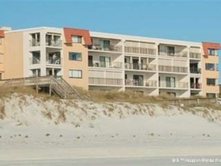 Windjammer 412, 3 Bedrooms, 3rd Floor, Beach Front, Elevator - Saint Augustine vacation rentals