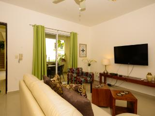 ATHENA 1 - 2 bedroom, 1/2 block to Mamitas beach! - Playa del Carmen vacation rentals