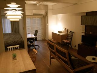 Spacious One Bedroom in The Heart of Shibuya - Shibuya vacation rentals