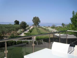 Lovely duplex house by the sea - Kalyves Polygyrou vacation rentals