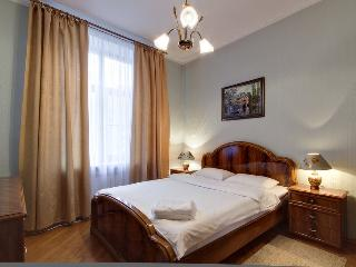 Two Bedroom Serviced Apartment Belorusskaya Moscow Russia (MSC)48 - Russia vacation rentals