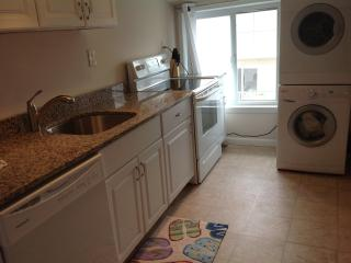 Ocean views 3b /1b -1 house to beach-parking- weeks avail-$1800 - just listed - Brigantine vacation rentals