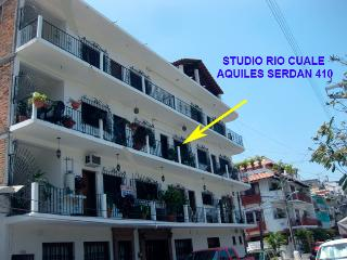 Studio $ 380 Usd X Month  Only Avail Aug To Oct - Puerto Vallarta vacation rentals