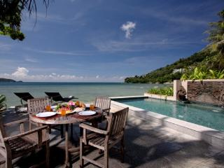 Amazing Sea Front 3 Bedroom Modern Pool Villa in Kalim - pat14 - Kata vacation rentals