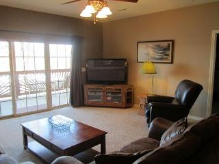 3 BR, 2 Bath Condo on the Shores of Table Rock Lake with Dock Access - Hollister vacation rentals