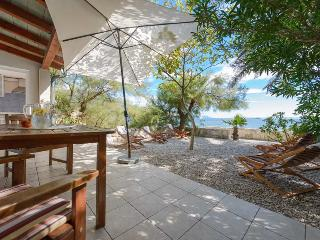 Beach House for a family front line in Peljasac - Vela Luka vacation rentals